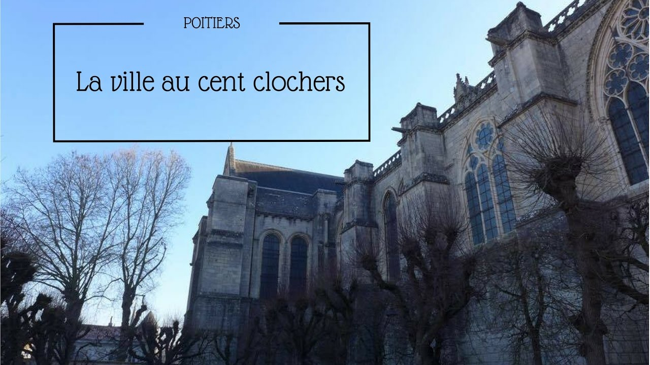 Poitiers la ville au cent clochers youtube for Piscine poitiers