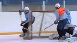 Хоккейная академия. Защита