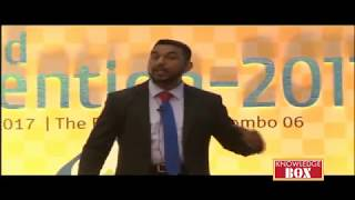 5 Secrets of Business Success ( in Tamil) - Mr Fazir Mohideen at Friends of insight convention