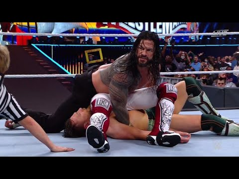 NoDQ Review 135: Roman Reigns retains Universal Title at Wrestlemania, WWE releases Samoa Joe & more