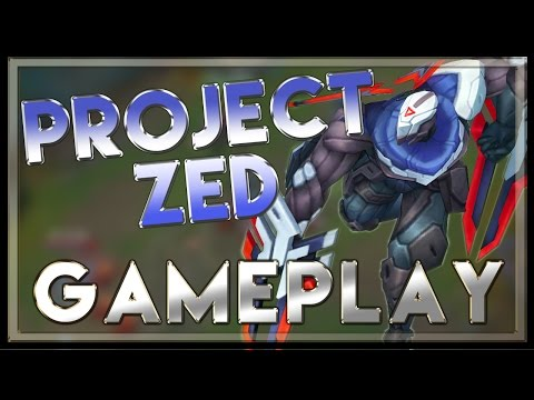PROJECT Zed Gameplay
