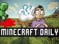Minecraft Daily | Ep.43 Ft Kevin | Making Pancakes, Making Bacon Pancakes!
