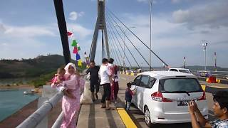 Barelang Bridge, Batam City Indonesia Mp3