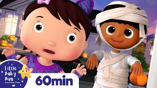 Trick Or Treat Song | More Halloween Nursery Rhymes and Kids Songs | Little Baby Bum