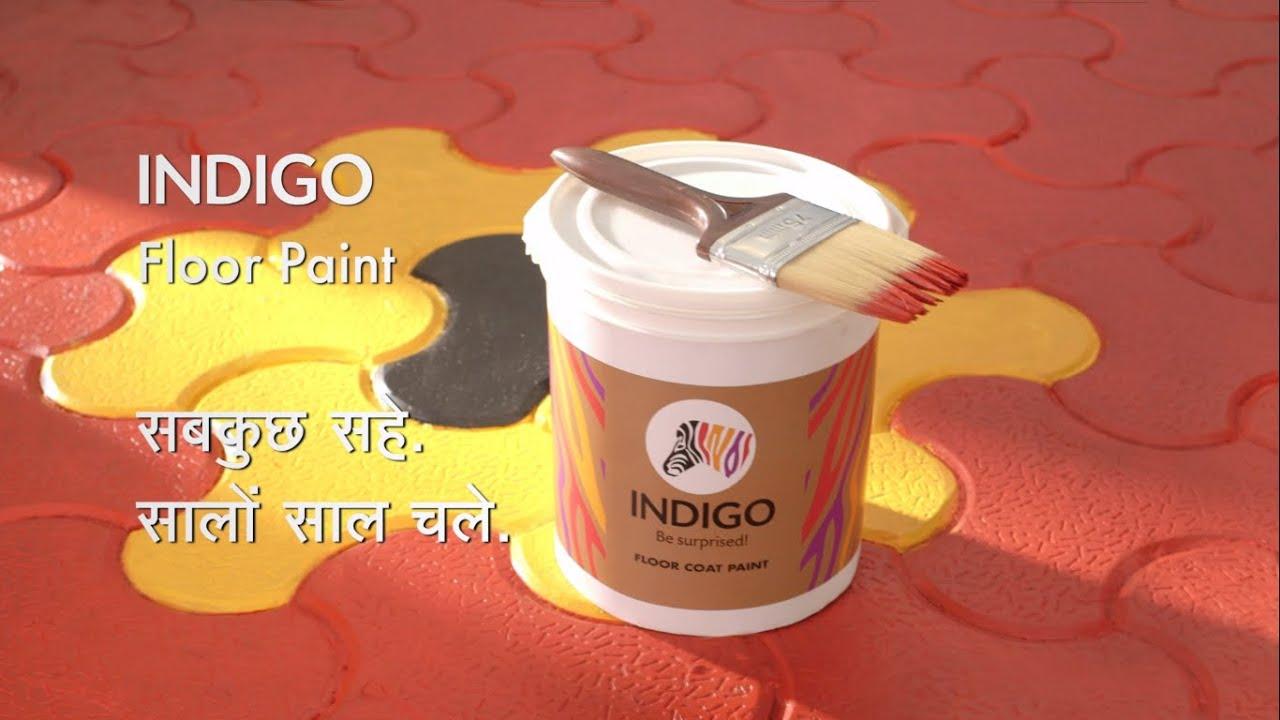 Indigo Floor Coat Hindi Youtube