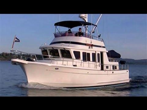 "Selene Trawler, Selene Yacht, (Selene 36, ""Tahoma)"