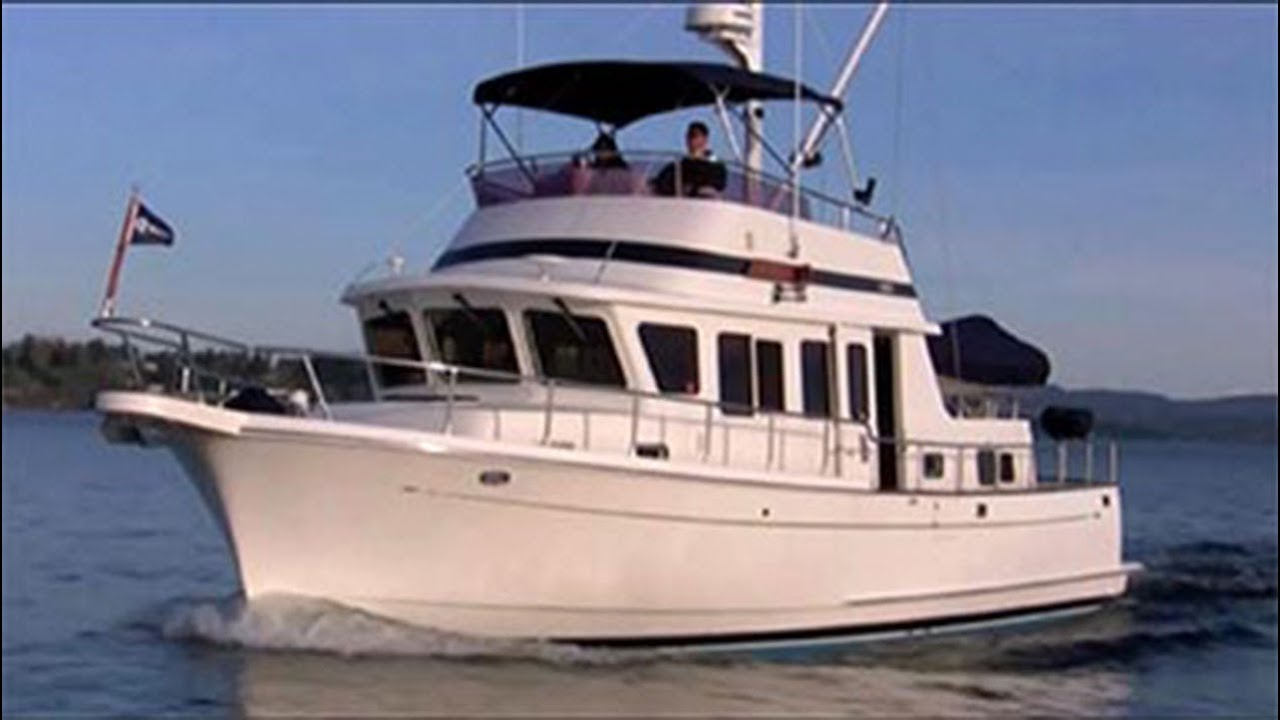 Selene Trawler Selene Yacht Selene 36 Quot Tahoma Youtube