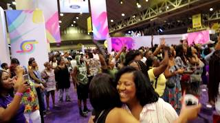 Maine Event's 41st Birthday Weekend Part 5: Essence Fest 2019 Day 2 Convention Center Vibez