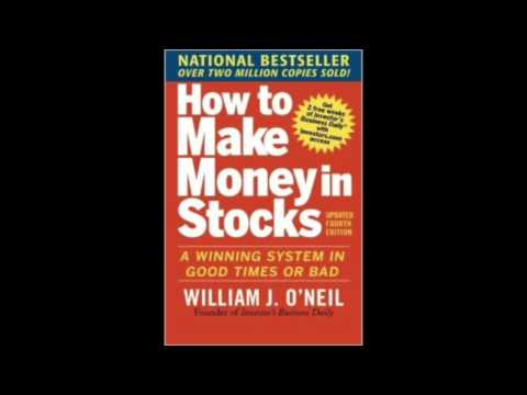How to make money in stocks william oneil summary