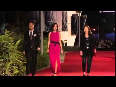 [Fancam] 140327 Han Hyo Joo ~ The 8th Asian Film Awards