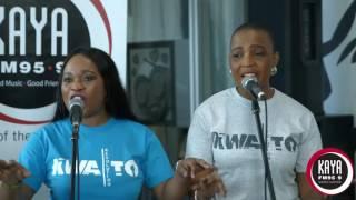 Spikiri Performs 'Money Talks' Live & Unlugged on Kaya FM