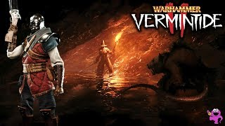 HUNGER IN THE DARK - Champion Bounty Hunter - Warhammer Vermintide 2 Gameplay