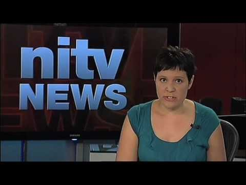 National Indigenous Television (NITV) Queensland reporter - Michelle Tuahine reports on Wantok 2012