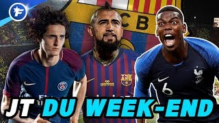 Le FC Barcelone ne s'arrête plus | JT Mercato du week-end