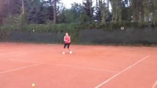 Взрослые занятия большим теннисом