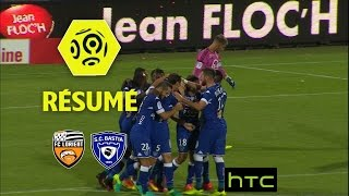 Video Gol Pertandingan FC Lorient Bretagne Sud vs SC Bastia
