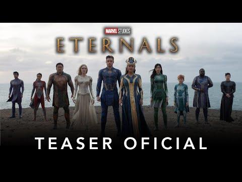 El tráiler oficial de Los Eternos (Marvel) causa gran expectación