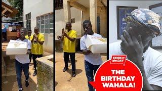 The Birthday Wahala 😂😂😂😂