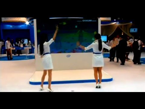 Ceatec 2013: Japan's biggest consumer technology show