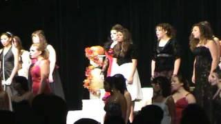 PHS Masquerade Choir Concert 2008 (Winds of Autumn)