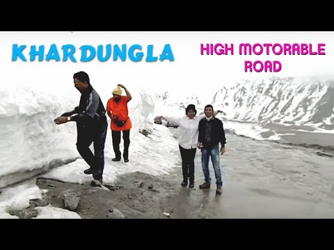 Leh Ladakh - KHARDUNGLA