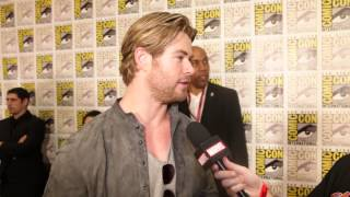 After the Panel: Chris Hemsworth On Marvel's The Avengers: Age of Ultron Footage at Comic-Con 2014
