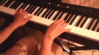 solo rodando por el mundo (bolero) piano facil