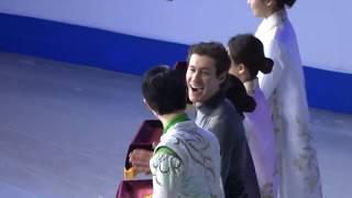 Yuzuru Hanyu 2020 4cc Medal ceremony ①