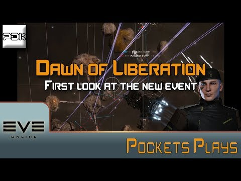 EVE Online: Dawn of Liberation - A First look