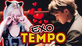 МОЖНО Я ПОПЛАЧУ? EXO - TEMPO REACTION/РЕАКЦИЯ | KPOP ARI RANG +