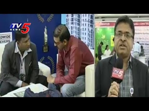 The Hindu Property Plus Home Expo 2017 | Secunderabad, Hyderabad | TV5 News