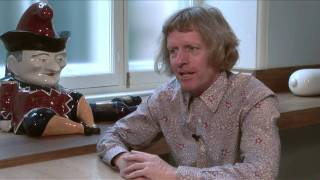 Grayson Perry discusses craft and art