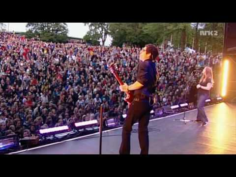 Alanis Morissette - Thank U (Live Norwegian Wood 6-15-2008)