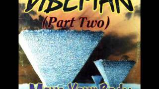 VIBEMAN PART TWO   MOVE YOUR BODY  A  1996 M D  RECORDS  MD
