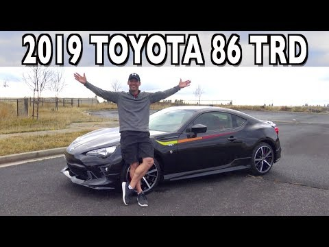 All-New 2019 Toyota 86 TRD Special Edition Review on Everyman Driver