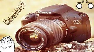 Обзор зеркального фотоаппарата #Canon EOS 550D черные полосы!?(Обзор зеркального фотоаппарата #Canon EOS 550D черные полосы!? https://www.youtube.com/watch?v=BAdeaG4akgw Видеообзор зеркального..., 2016-01-25T16:05:59.000Z)