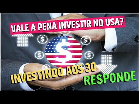 Como investir em Ações dos USA? Investindo aos 30 responde