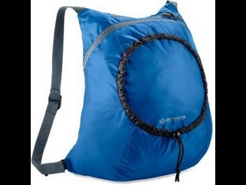672175afd Ultra-Lightweight Packable Day Pack Review from Outdoor Products at Walmart