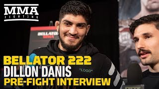 Bellator 222: Dillon Danis Unconcerned About Drake Curse, Predicts First-Round Submission