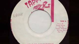 "SUGAR MINOTT-HEAD OF THE CONFERENCE-TAPPA 7"" !"