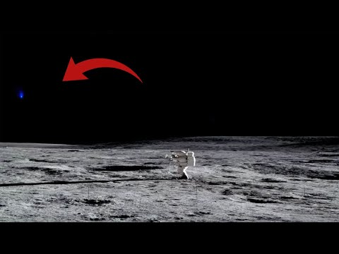 5 Scariest Photos Taken By Nasa On The Moon!