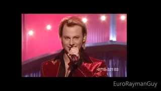 Barbados - Världen utanför (Melodifestivalen 2002) - Instrumental