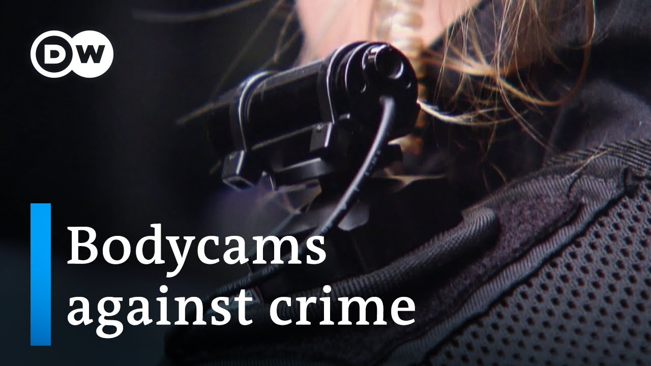 German police - on patrol with bodycams   DW Documentary