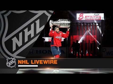 NHL LiveWire: Alex Ovechkin Mic'd Up for Opening Night