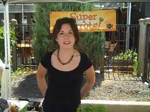 Food Gatherers - Super Carrots Farm - Westside Farmers Mkt,