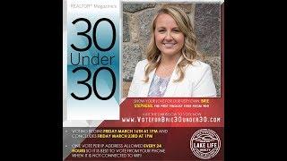 Vote For Brie! 30 Under 30