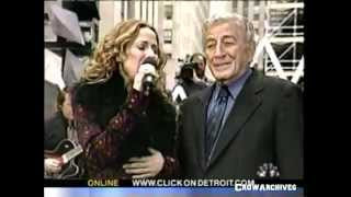 "Tony Bennett & Sheryl Crow  duet - ""Good Morning Heartache"" (Live, 2001)"