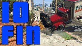 GTA SUPER Epic Fails 3 | COCHES LOCOS | Capitulo 10 Fin