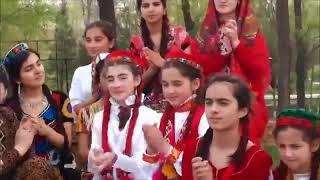 Nauruz Celebration in Khujand, 2016
