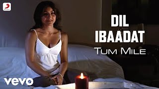 Download Tum Mile - Dil Ibaadat  | Emraan Hashmi, Soha Ali Khan MP3 song and Music Video